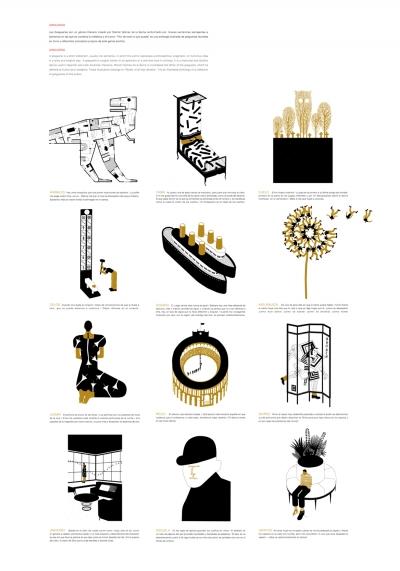 Greguerías Ilustradas por Pablo Amargo