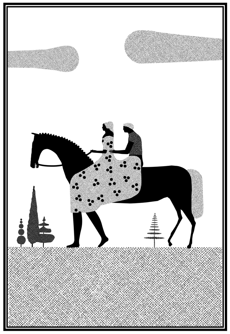 Ilustración para Jot Down.