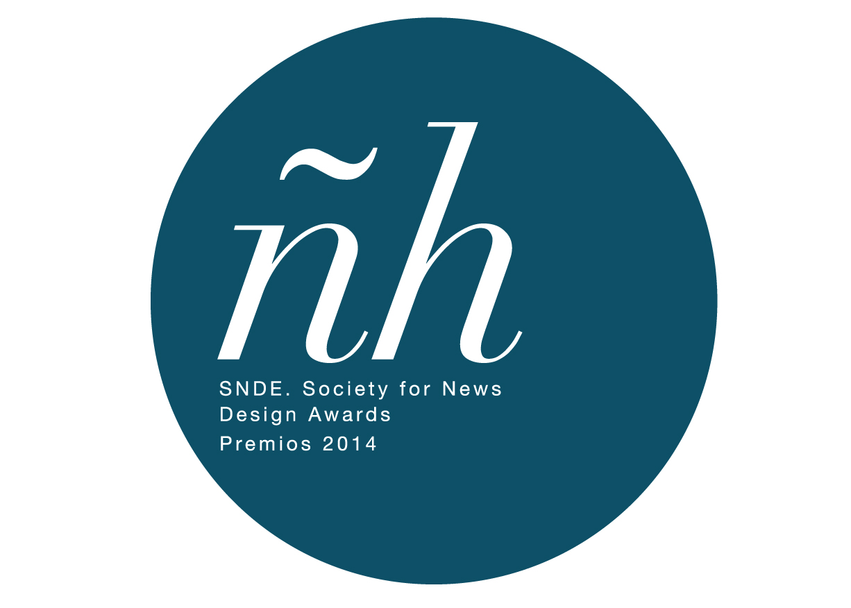 ÑH Awards, the best of Newspapers Graphic Design in Spain and Portugal