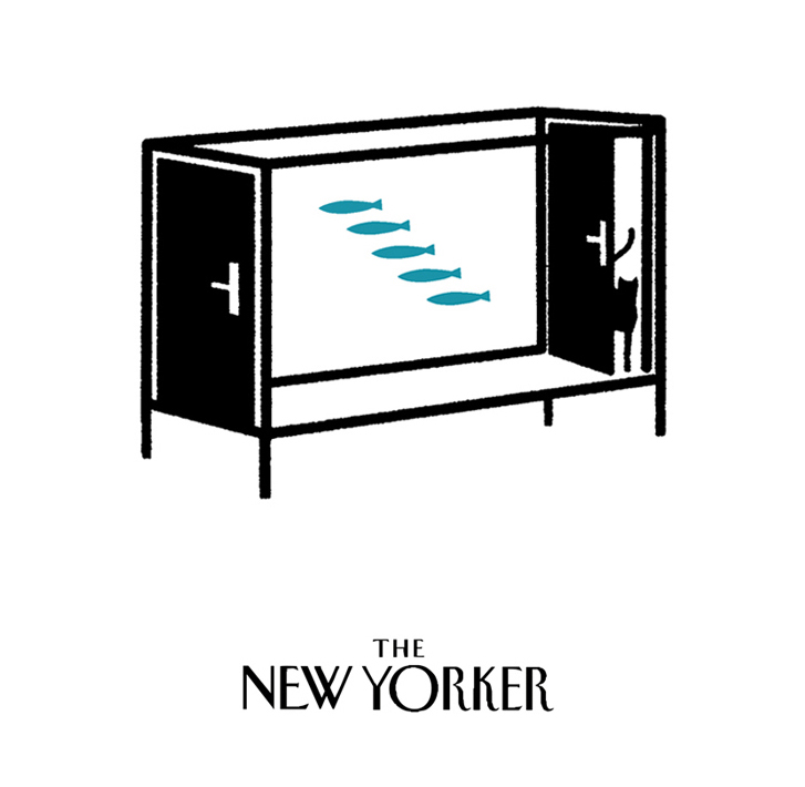 Pablo Amargo para The New Yorker