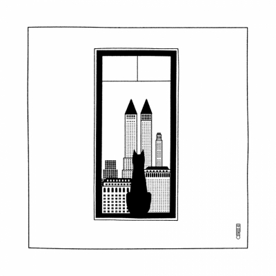 Producto Cats Are Paradoxes-New York